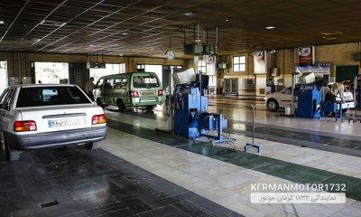 نرخ جدید معاینه فنی خودرو مشخص شد