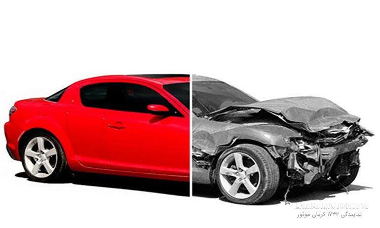 هشدار پلیس درباره خودروهای دو تکه ای