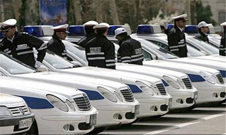 طرح تابستانی پلیس راه و توصیه های پلیس به رانندگان