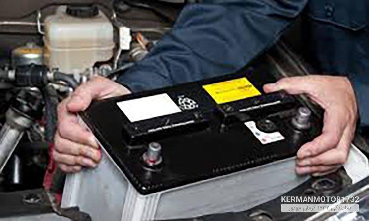 علت خالی شدن باتری خودرو چیست؟
