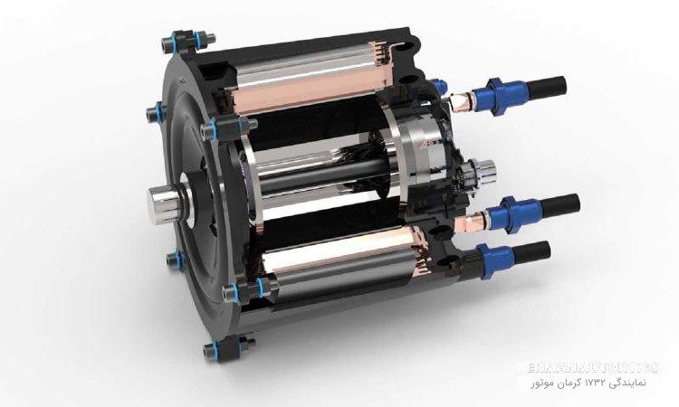 موتورهای الکتریکی پلاستیکی؛ راهکاری برای کاهش وزن خودروهای برقی