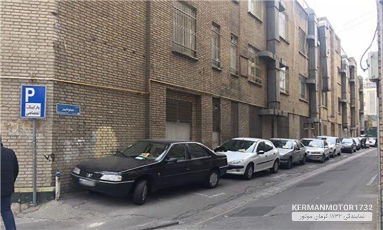 تهران 126 هزار جای پارک خودرو دارد نه یک میلیون