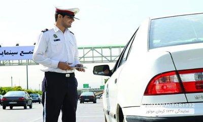 ضبط گواهینامه در صورت تکرار تخلف سرعت غیر مجاز