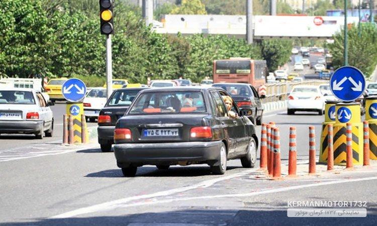 اعلام خطرناک ترین تخلف در بزرگراه های کشور توسط پلیس