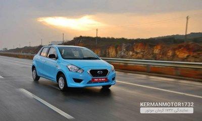 داتسون GO، گزینه اقتصادی احتمالی خودروسازان ایران