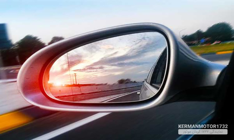خداحافظی با آینه های جانبی خودروها
