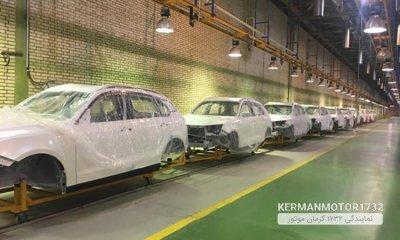 آغاز تولید کوپا T210 فیس لیفت در ریگان خودرو + معرفی