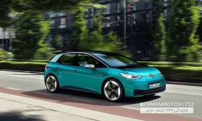 ID.3، نخستین خودروی تمام الکتریکی فولکس واگن رونمایی شد
