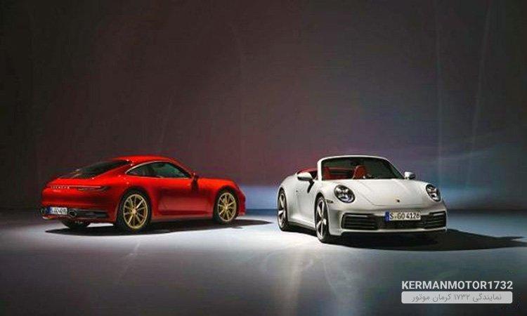 پورشه 911 سودآورترین خودروی برای شرکت سازنده