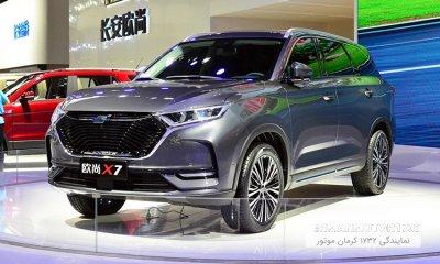 پیش فروش چانگان oshan X7 به زودی در چین آغاز می شود