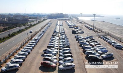 ورود 50 هزار خودروی دپوشده به بازار