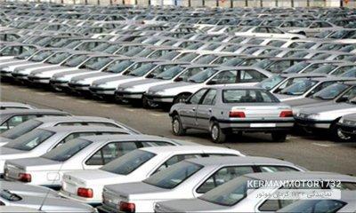 قیمت خودرو تحت الشعاع اختلاف وزرای صنایع و بازرگانی قرار دارد