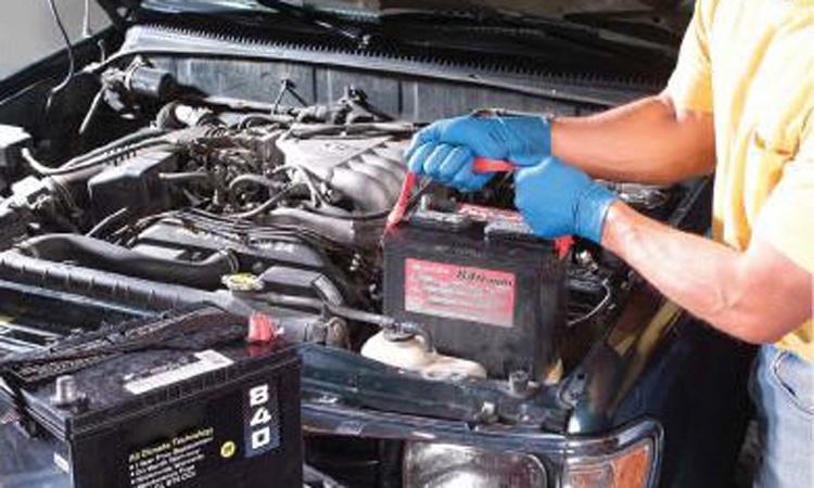 چگونه باتری به باتری کنیم؟