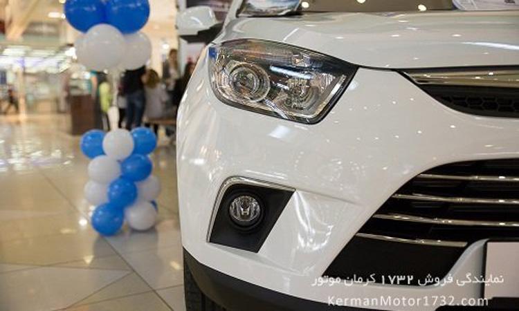خط تولید خودرو S5 راهاندازی شد
